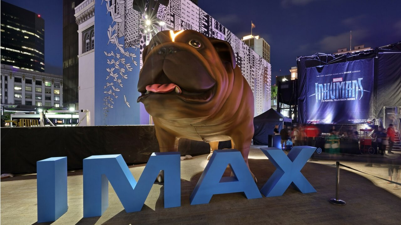 Corporate Event Planning Los Angeles IMAX Inhumans Special Experiential Events JG2 Collective