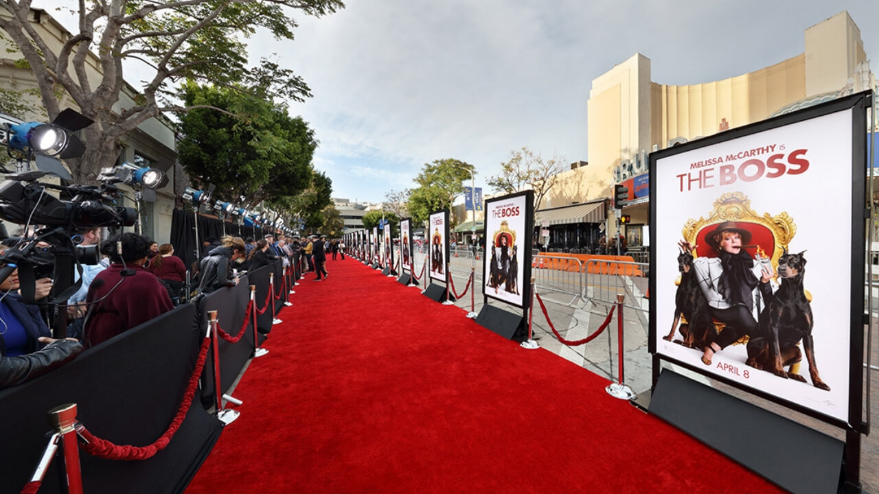 The Boss Movie Premiere Westwood Event Planning JG2 Collective