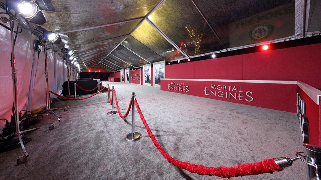 Mortal Engines Movie Premiere Los Angeles JG2 Collective