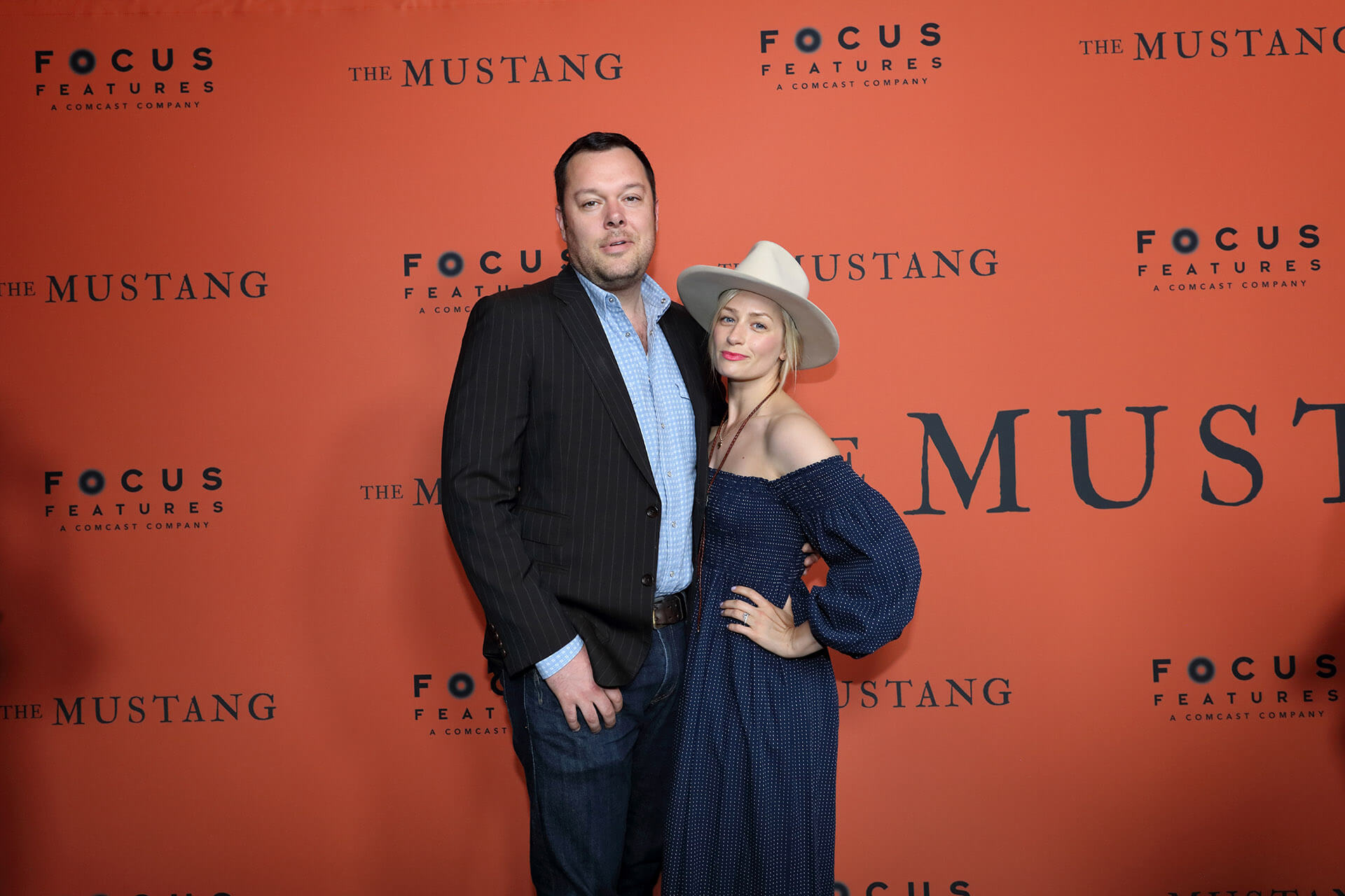 The Mustang Movie Premiere Los Angeles JG2 Collective