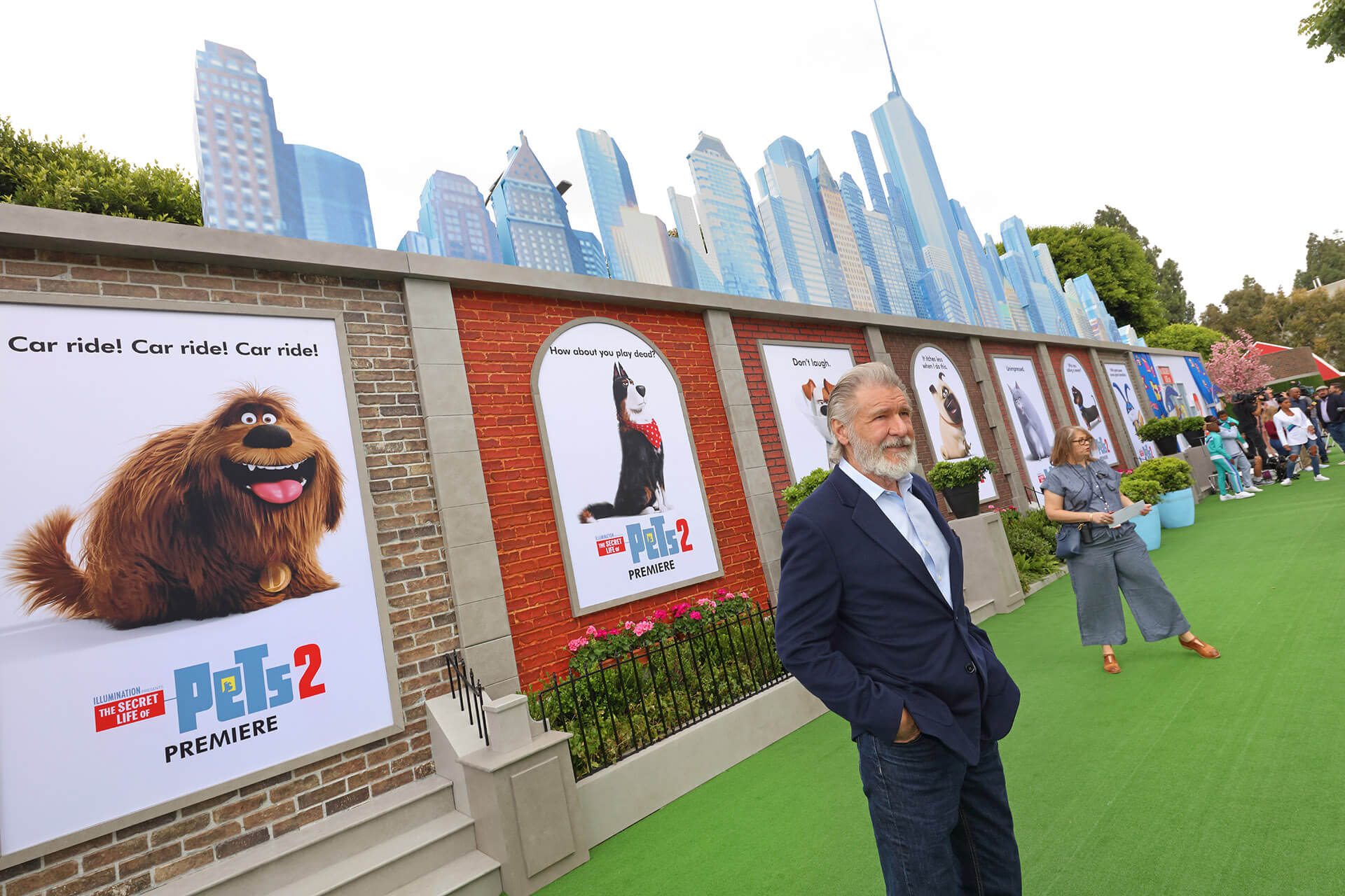 The Secret Life Of Pets 2 Movie Premiere Los Angeles JG2 Collective