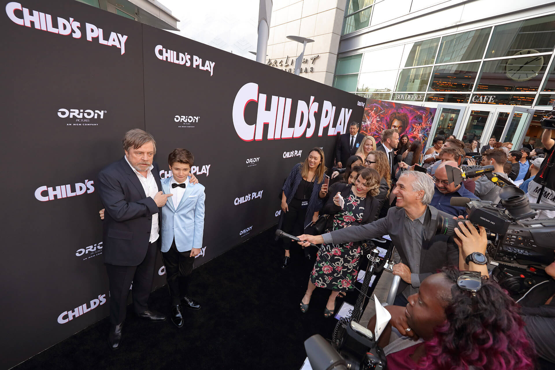 Child's Play Movie Premiere Los Angeles JG2 Collective