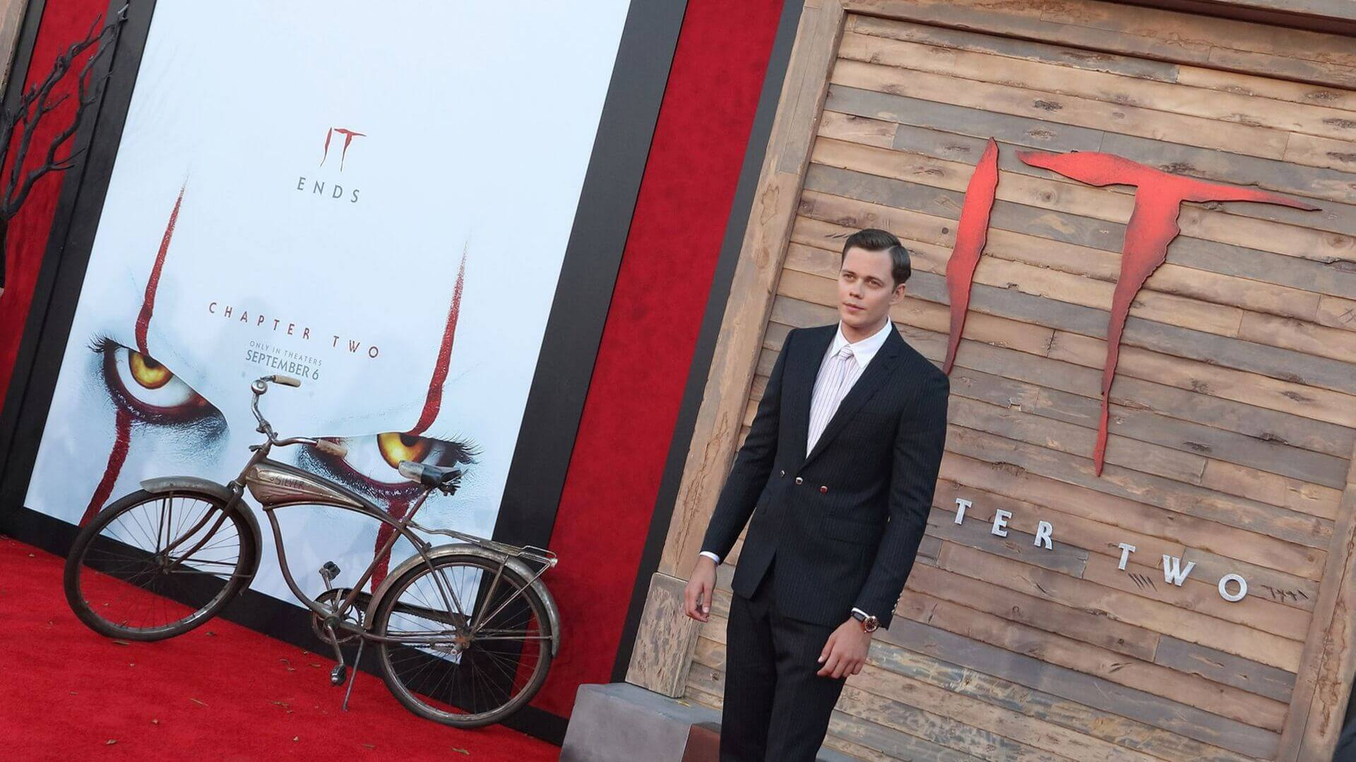 IT Chapter Two Movie Premiere Los Angeles JG2 Collective