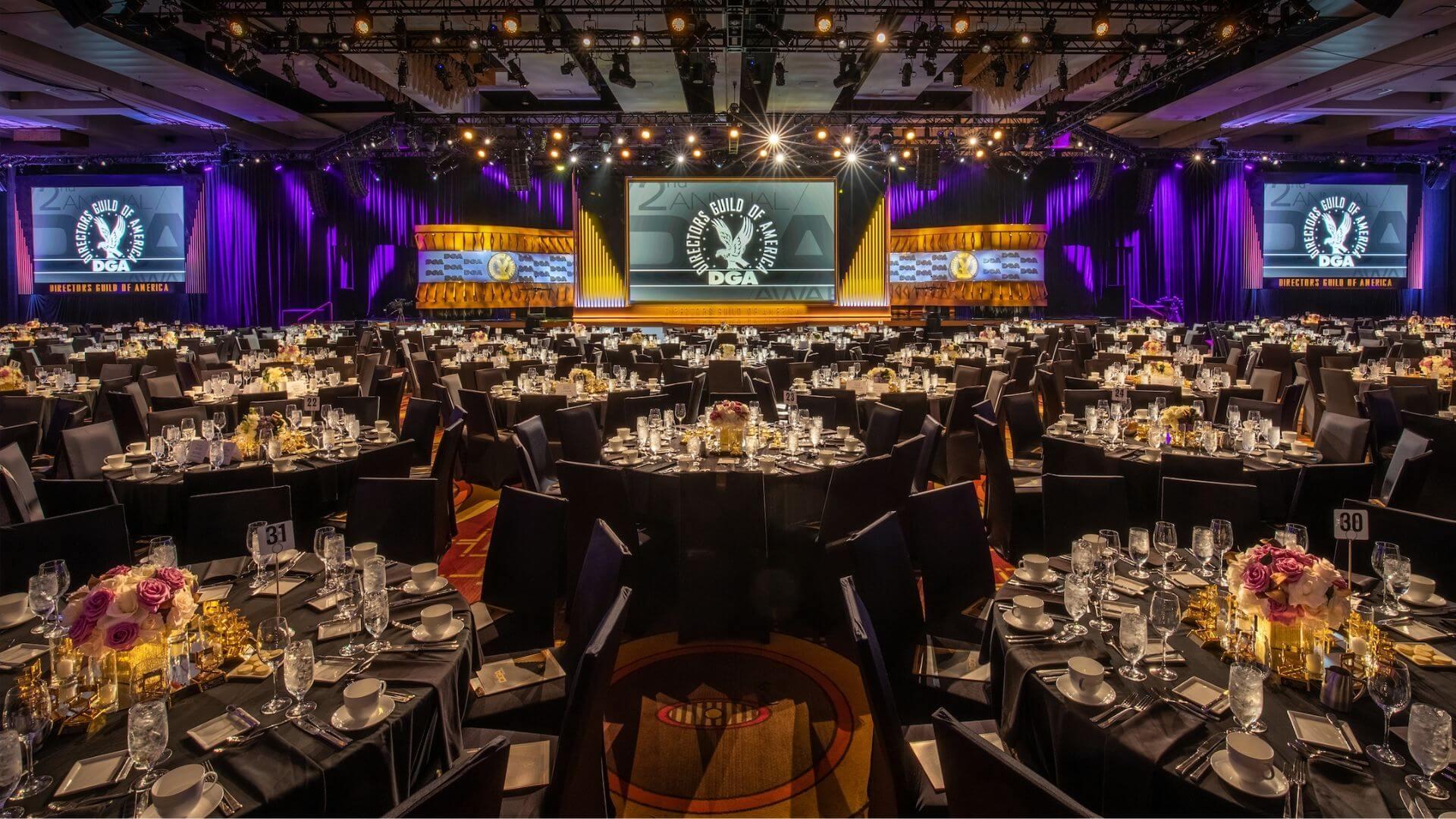 72nd Annual DGA Awards JG2 Collective