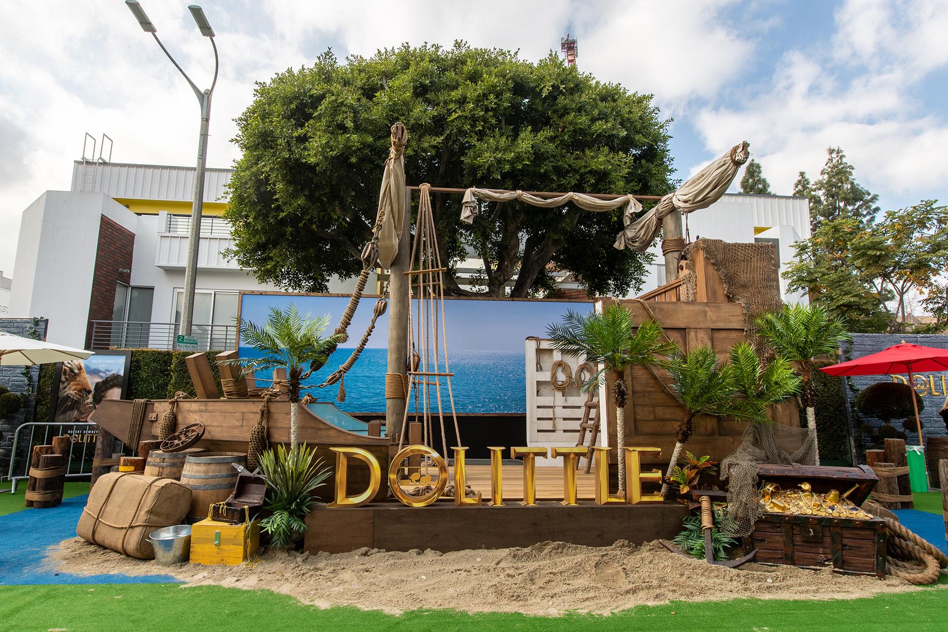 Dolittle Movie Premiere Los Angeles JG2 Collective