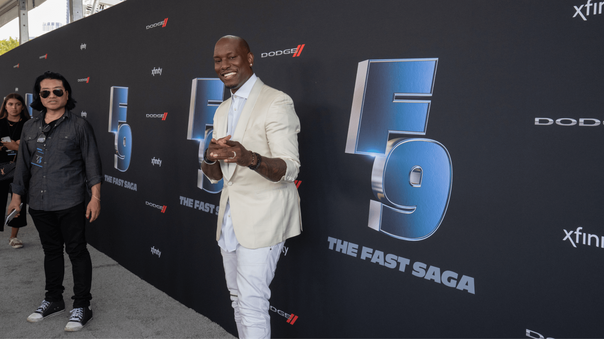 Tyrese Road To F9 Concert Miami Production JG2 Collective