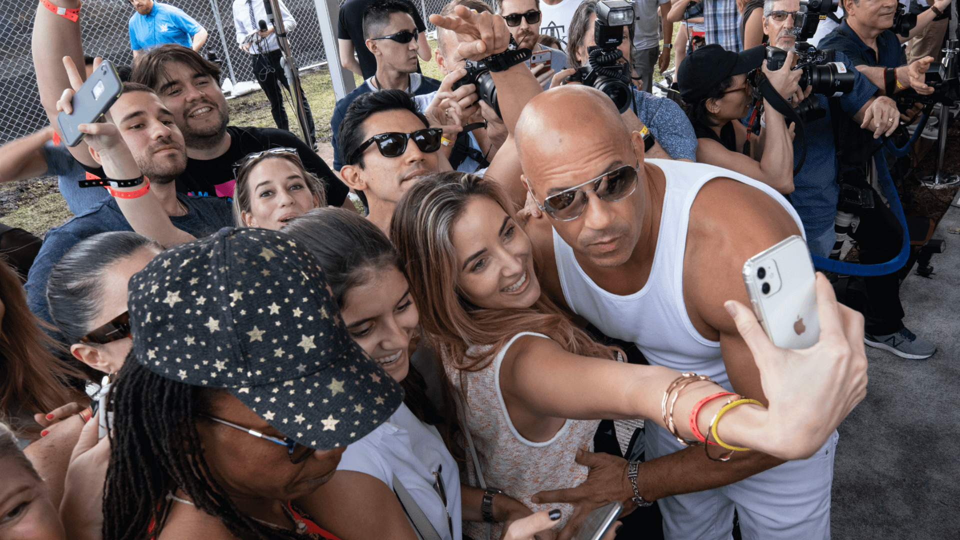 Vin Diesel Road To F9 Miami Event Production JG2 Collective